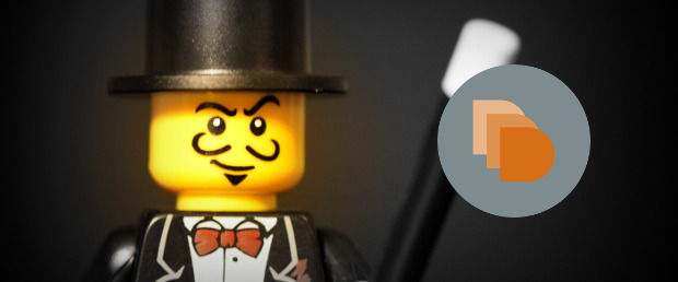 Lego magician - digital design digest