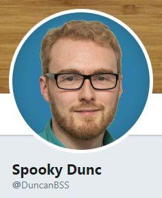 Spooky Dunc