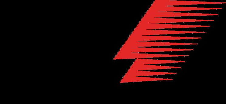 The old, iconic Formula 1 logo