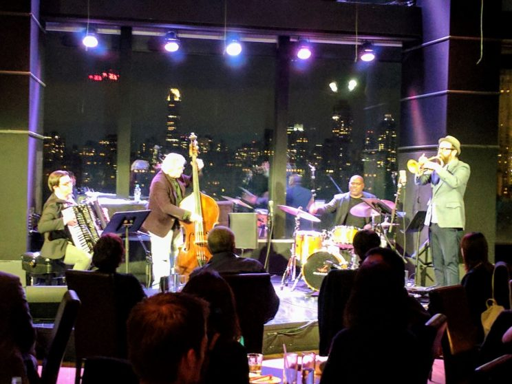Jazz at Dizzy's Club Coca-Cola