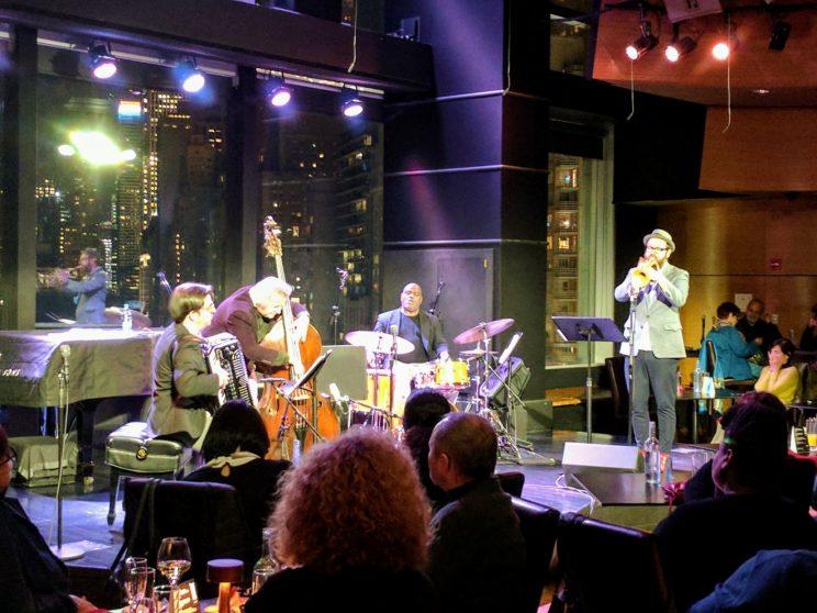 Jazz at Dizzy's Club Coca-Cola