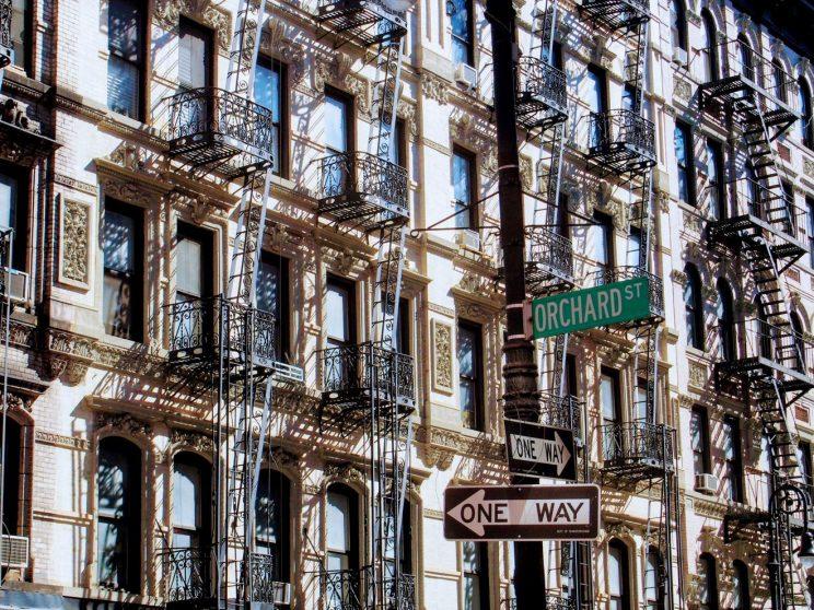 New York tenements