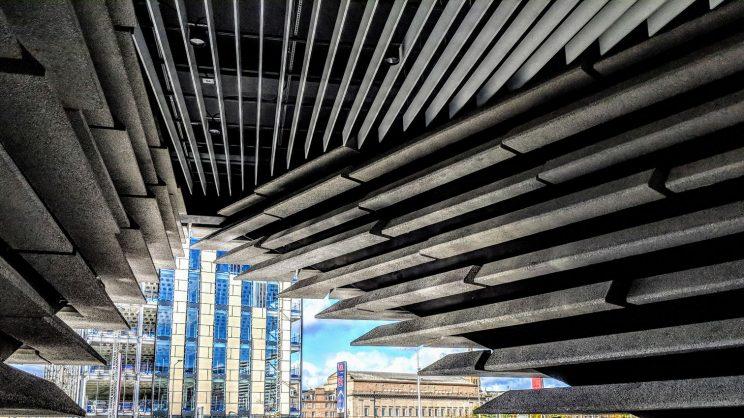V&A Dundee exterior