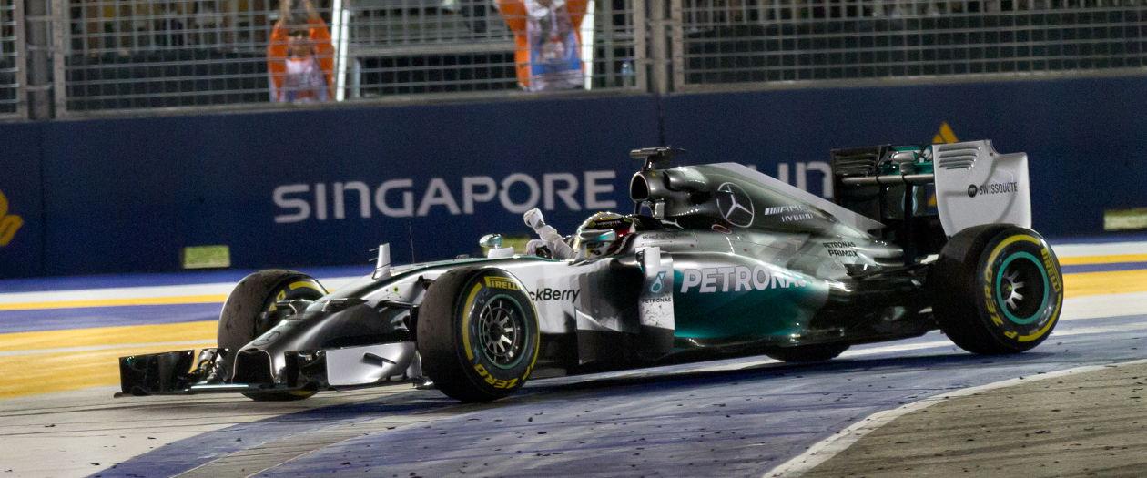 Lewis Hamilton (image by Morio)
