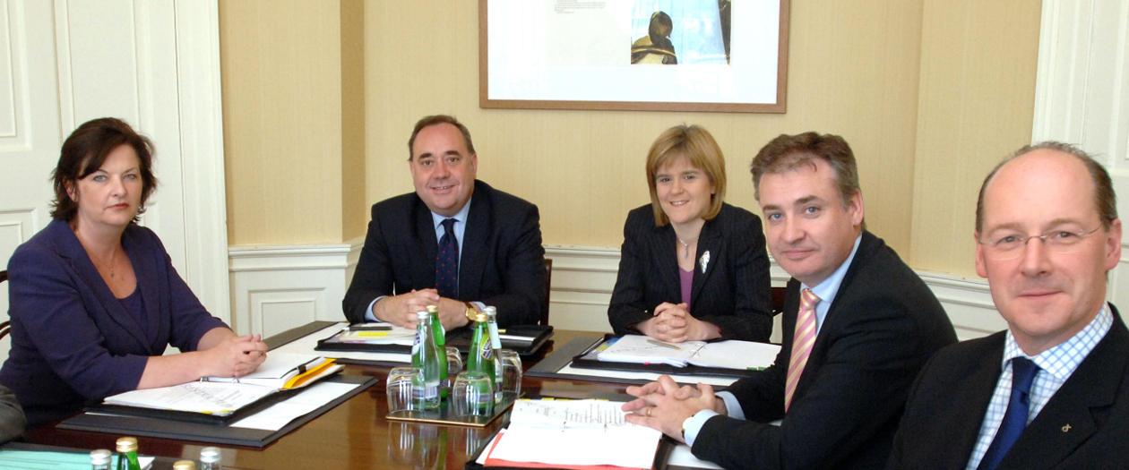 SNP Scottish government