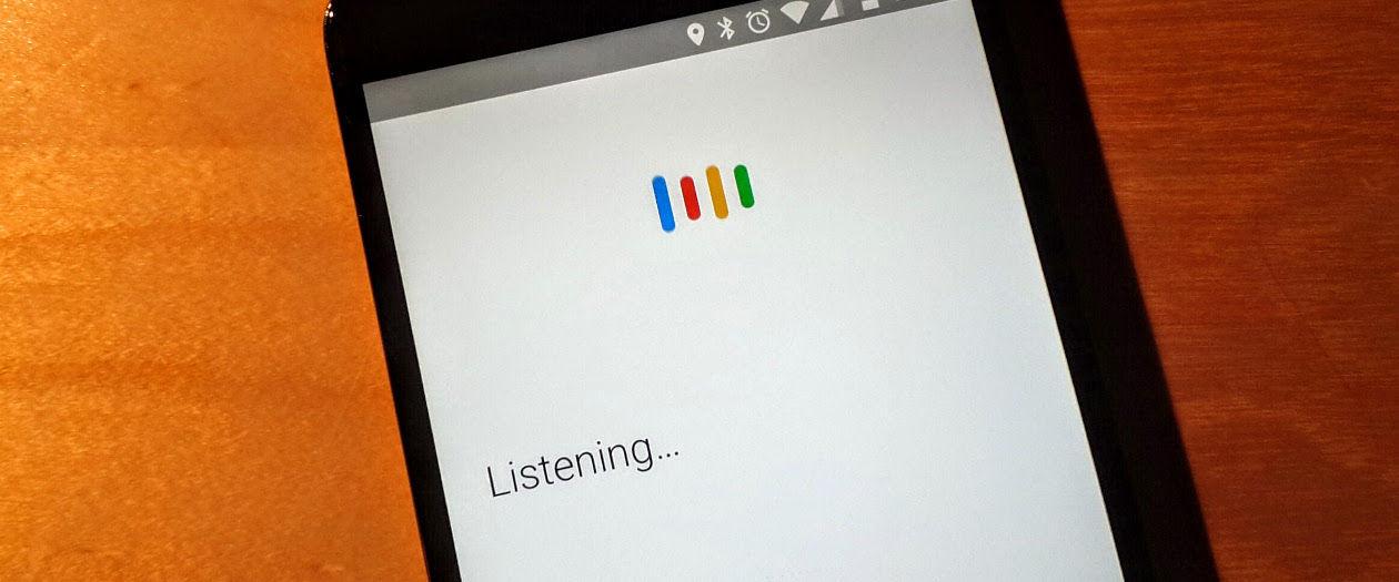 Google's virtual assistant