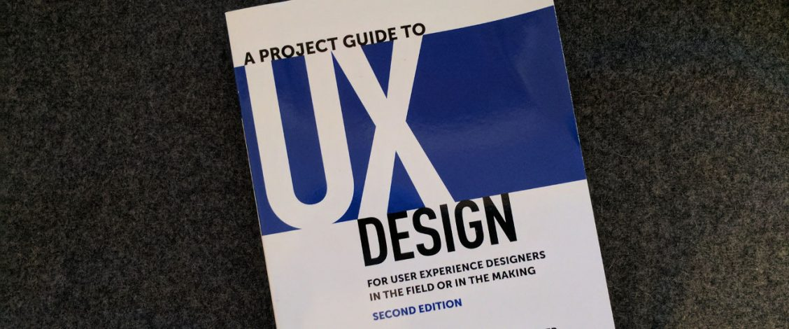 Project Guide to UX Design book cover