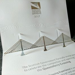 Our Queensferry Crossing invitation
