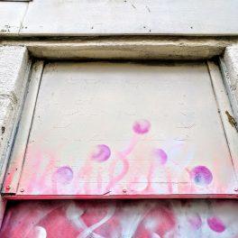 Dundee Open/Close street art - by Indie Matharu