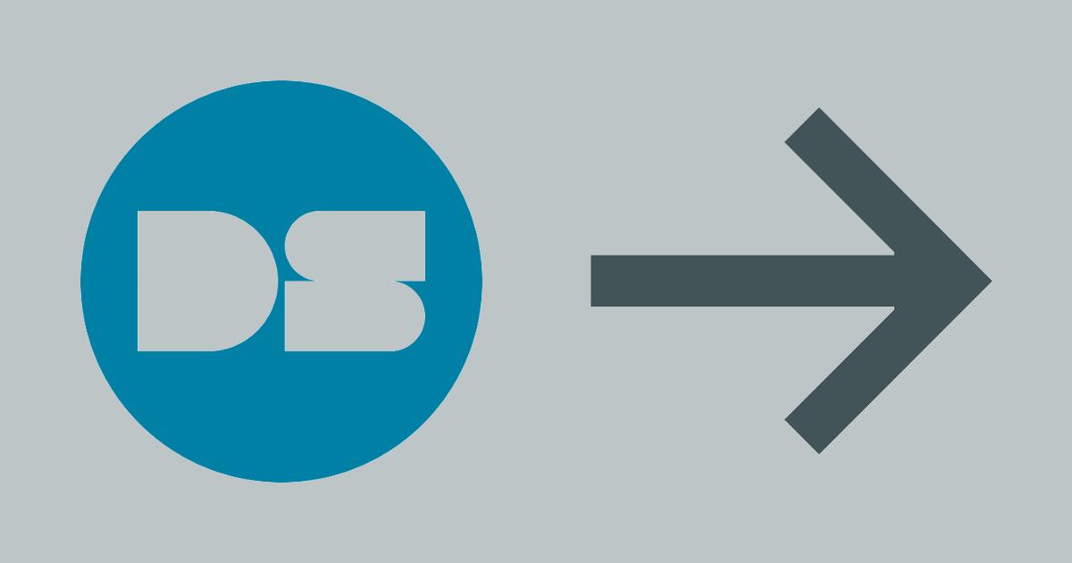 Duncan Stephen logo and arrow