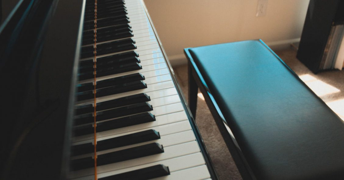 Piano and piano stool