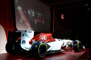 Alfa Romeo Sauber car
