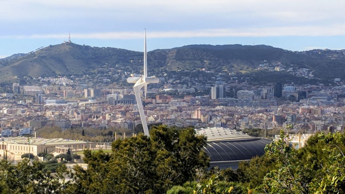 Olympic venues in Barcelona