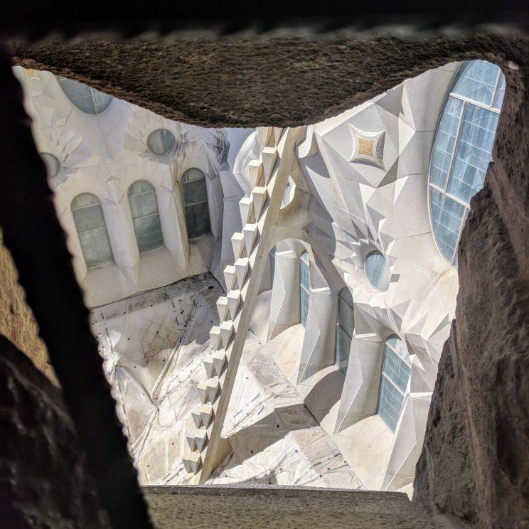 Sagrada Família detail