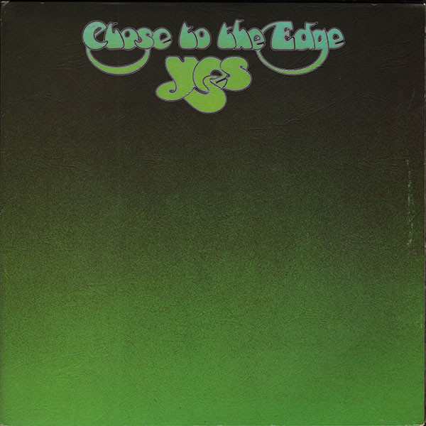Close to the Edge cover