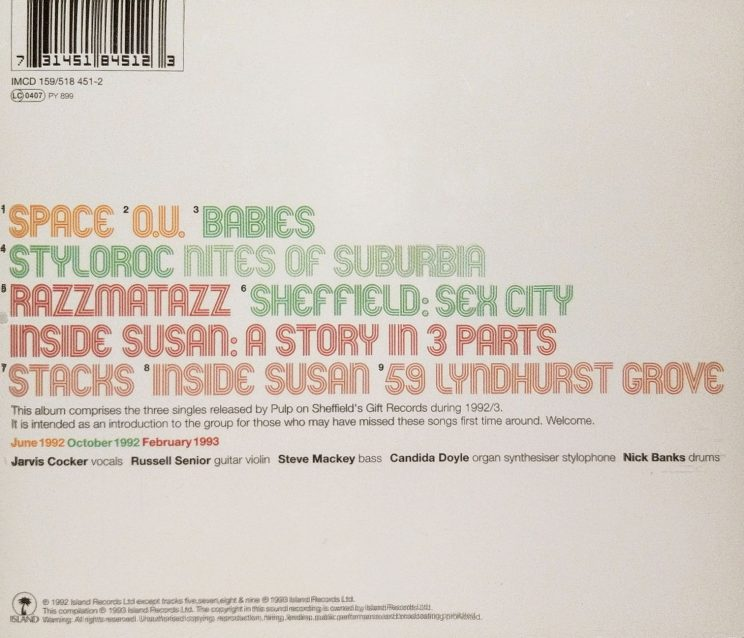 Intro rear sleeve