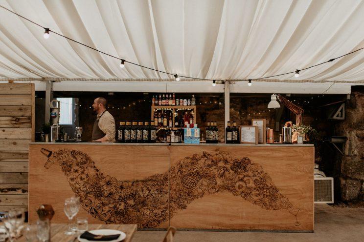 Our bar - Solid Liquids / the Phoenix
