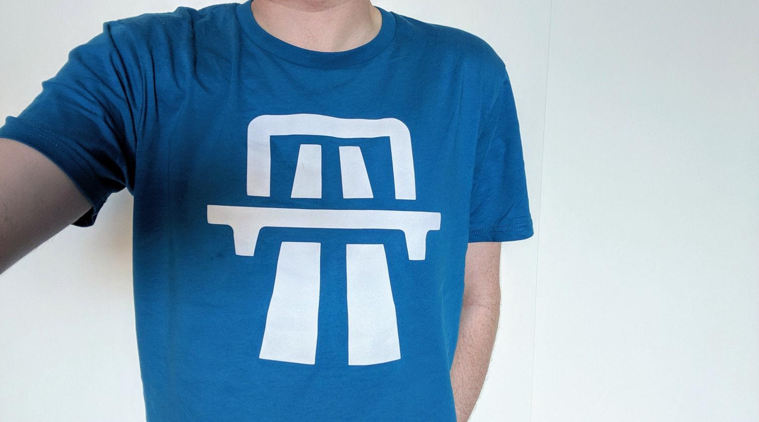 Angrymahn t-shirt