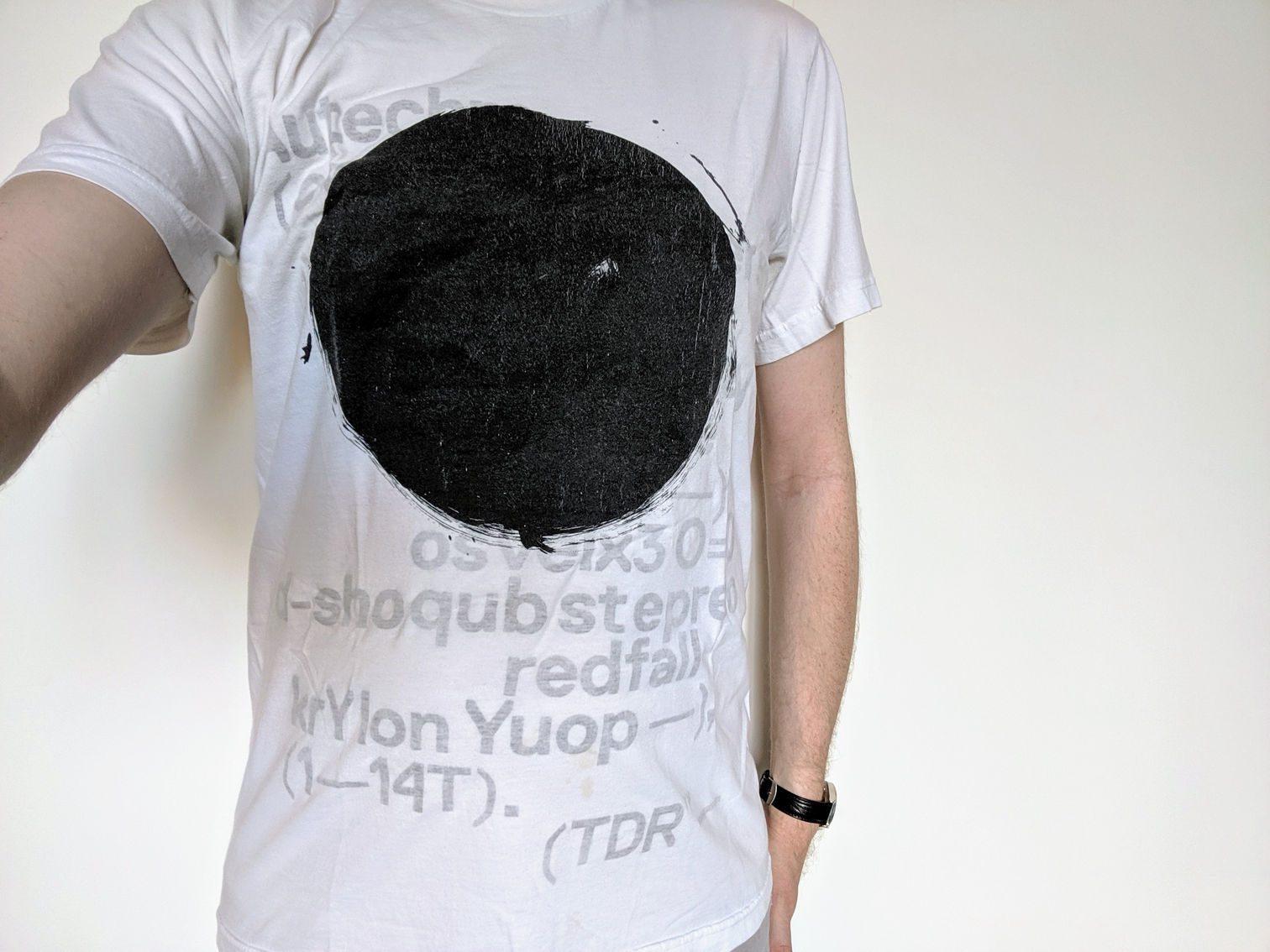 Oversteps t-shirt