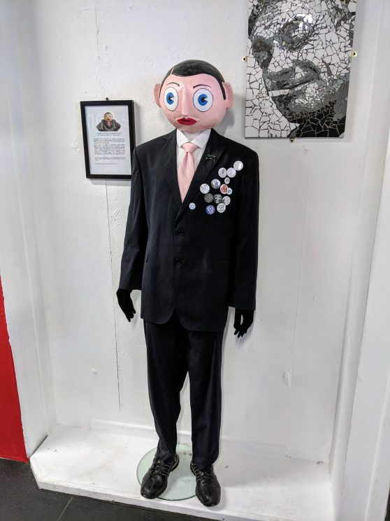Frank Sidebottom / Chris Sievey memorial