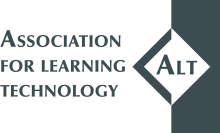 Association for Learning Technology logo