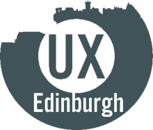 UX Edinburgh meetup logo