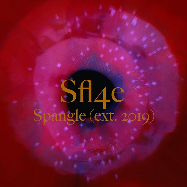 Spangle (2019 expanded live version) cover