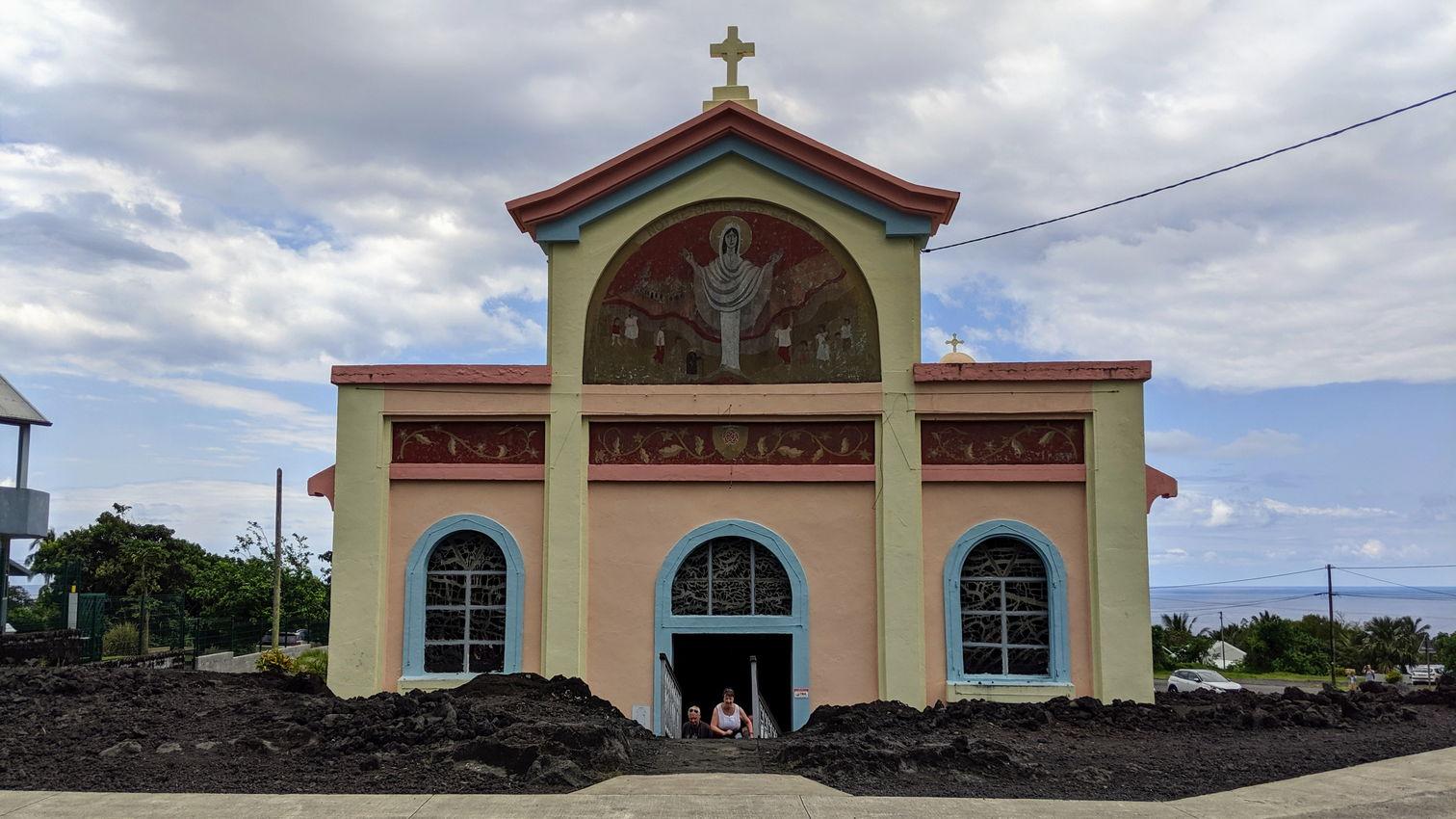 Church of Notre Dame des Laves