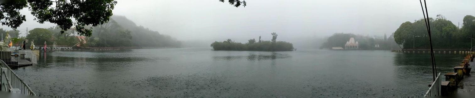 Panorama at Ganga Talao