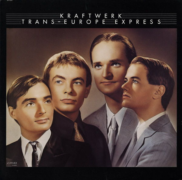 Trans-Europe Express cover