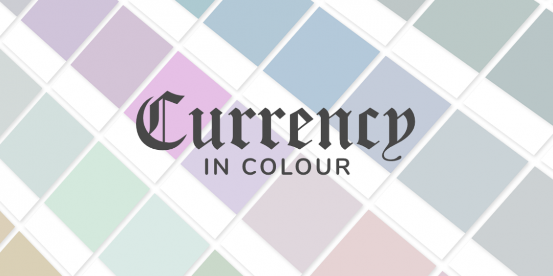 Currency in colour