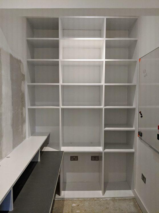 New study shelves