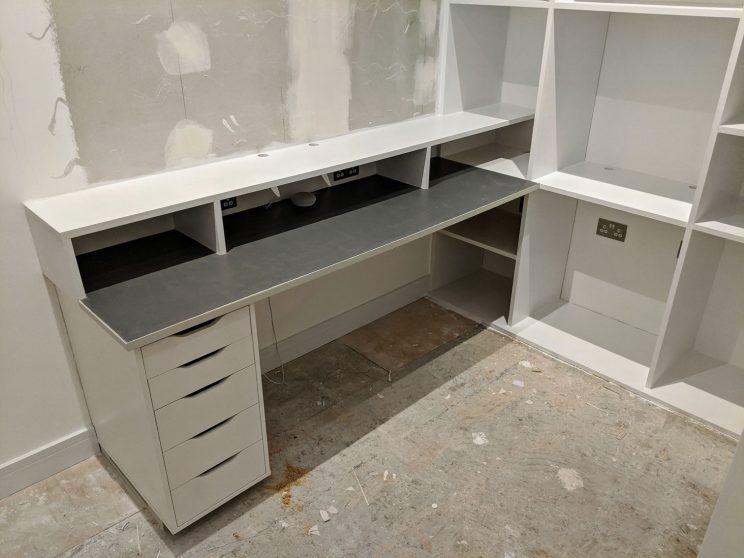 New study desk