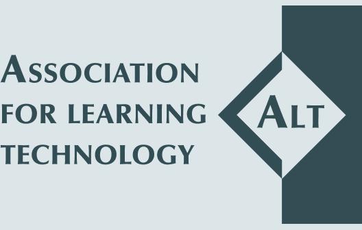 Association of Learning Technology logo
