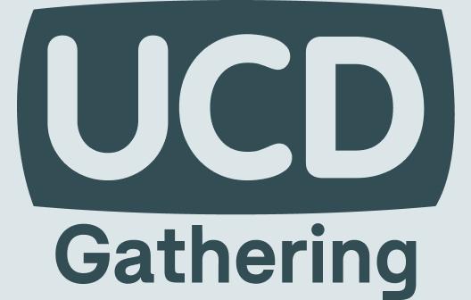 UCD Gathering logo