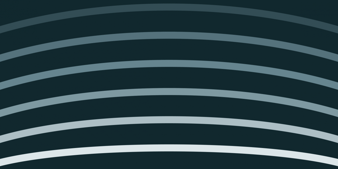 A series of concentric circles increasing in brightness, representing the pace layers concept
